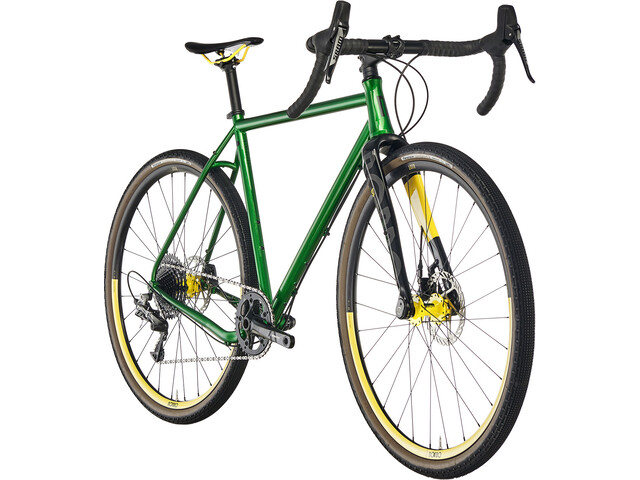 RONDO Ruut ST Gravel Plus Cyclocross Bike green at Bikester.co.uk